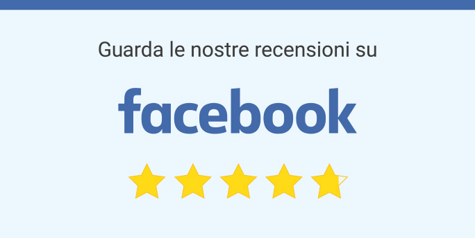 recensioni facebook hover