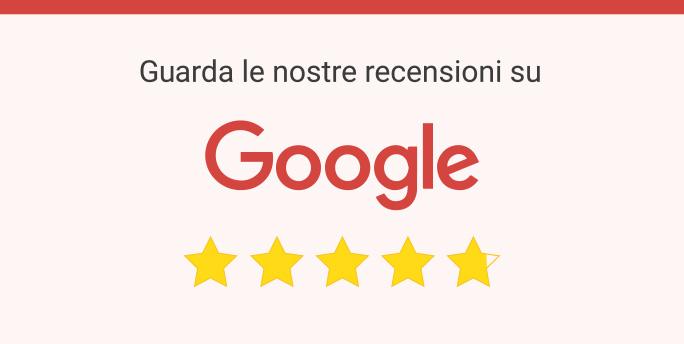 recensioni google hover